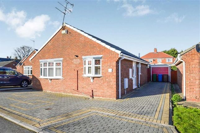 Thumbnail Detached bungalow for sale in Orchard Close, Anlaby, East Yorkshire