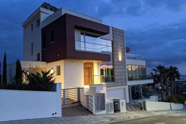 Thumbnail Detached house for sale in Christoforou Antoniadi, Germasogeia, Cyprus