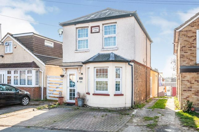 Thumbnail Detached house for sale in Cippenham Lane, Slough