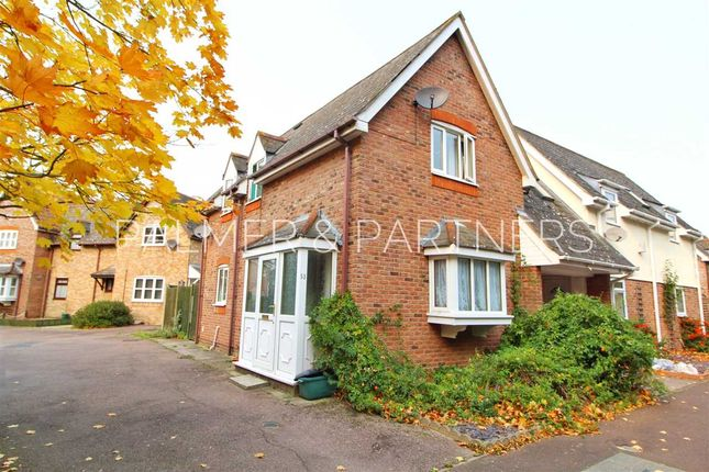 Thumbnail Property for sale in Victoria Gardens, Highwoods, Colchester