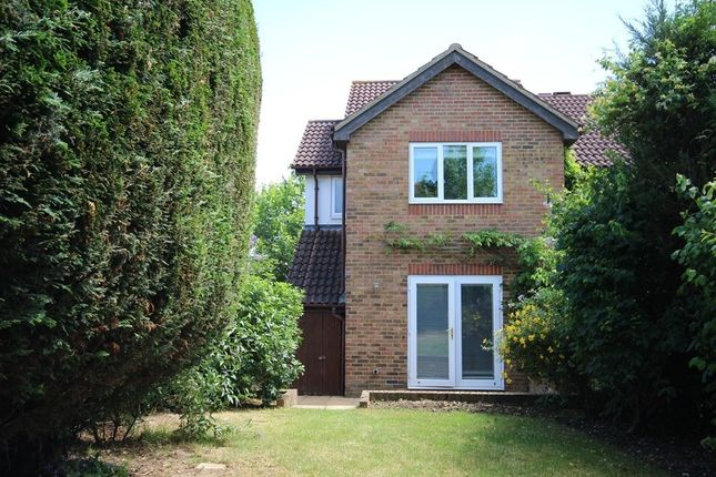 Thumbnail Terraced house to rent in Broad Hinton, Twyford, Reading