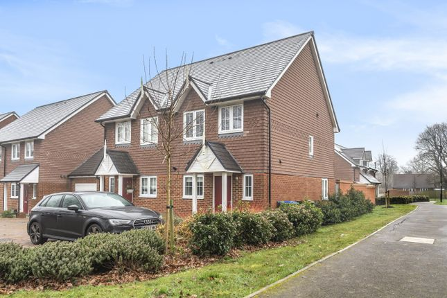Thumbnail Semi-detached house for sale in Ash Lane, Billingshurst
