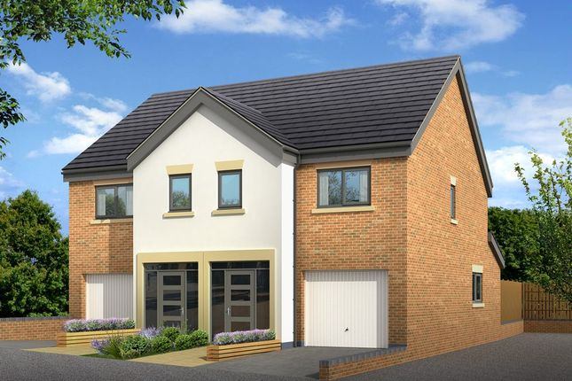 Thumbnail Semi-detached house for sale in Bethel Court, Ferryhill, Durham