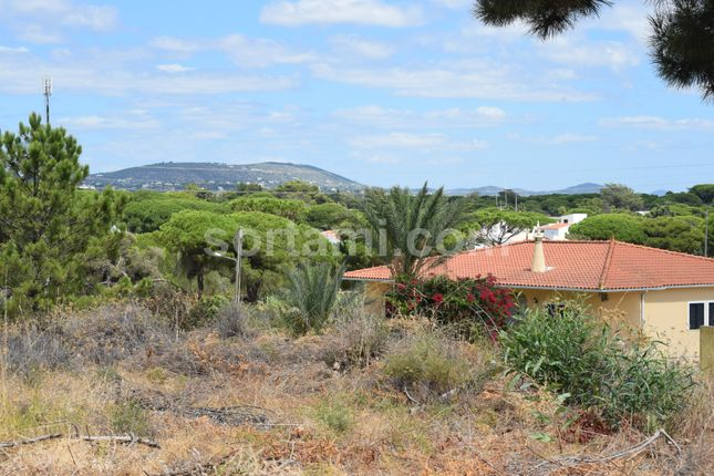 Thumbnail Land for sale in Vilamoura, Quarteira, Loulé