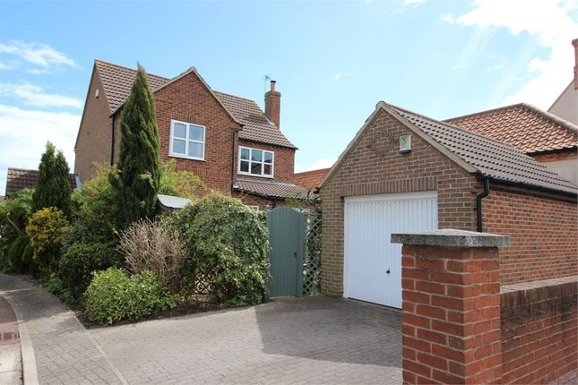 Thumbnail Detached house for sale in Newcastle Court, Tuxford, Nottinghamshire