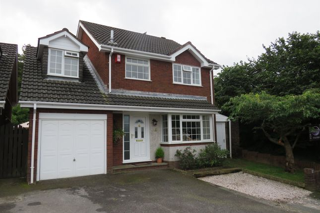 Thumbnail Detached house for sale in Woodland Drive, Plympton, Plymouth