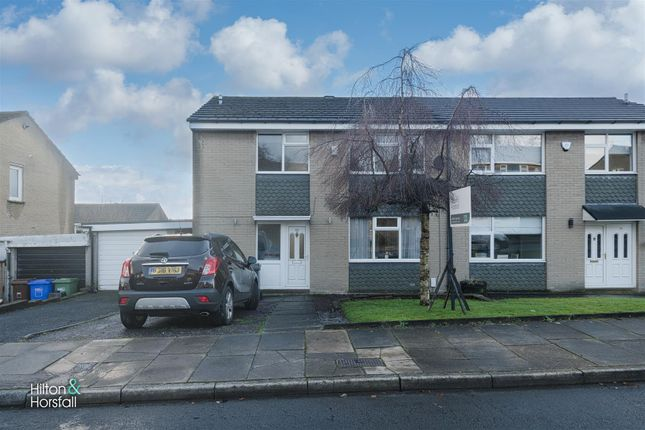 3 bed semi-detached house for sale in Casserley Road, Colne BB8