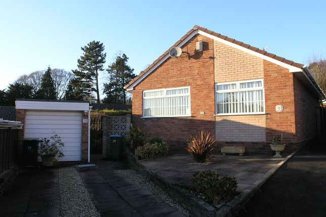 2 bed detached bungalow for sale in Hadendale, Cradley Heath