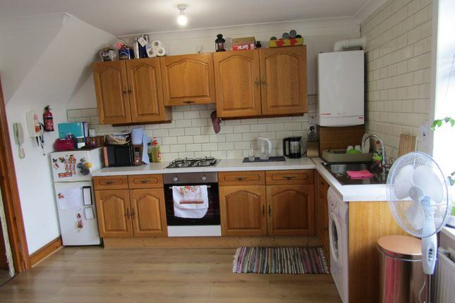 Kitchen Area of Kingsland Road, Hackney E8