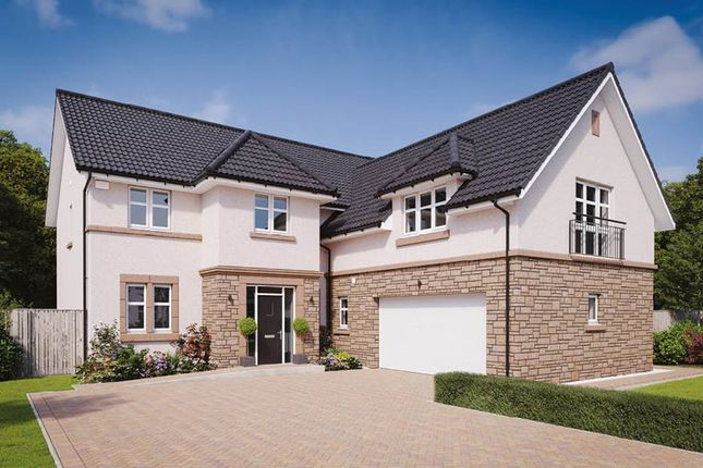 "Thumbnail Detached house for sale in ""The Ranald"" at Methven Avenue, Bearsden, Glasgow"