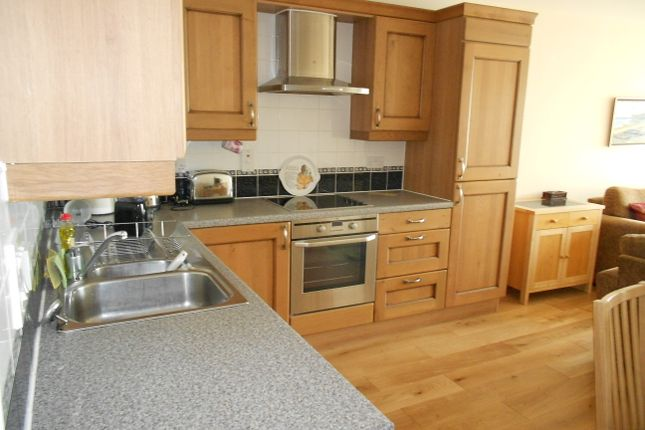 Thumbnail Flat to rent in Esplanade House, Porthcawl
