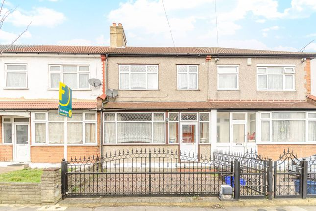 Thumbnail Terraced house to rent in Lambourne Road, Seven Kings