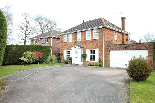 Detached house for sale in Hophurst Close, Crawley Down, West Sussex