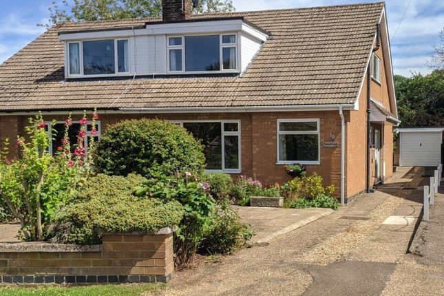 Thumbnail Semi-detached house to rent in Park Close, Daventry