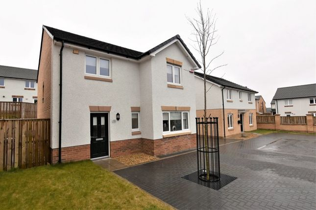 Thumbnail Detached house for sale in Harburn Place, Newarthill, Motherwell