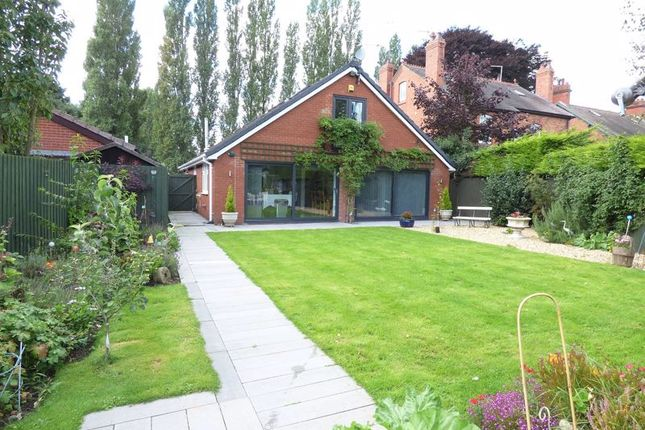 Thumbnail Detached bungalow for sale in Sedgeford, Whitchurch