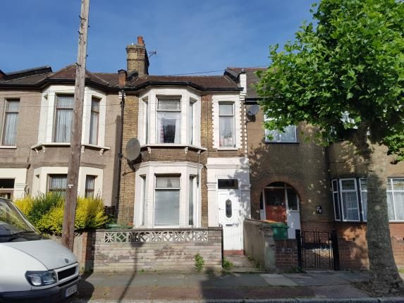 Thumbnail Terraced house for sale in Stratford, London, England