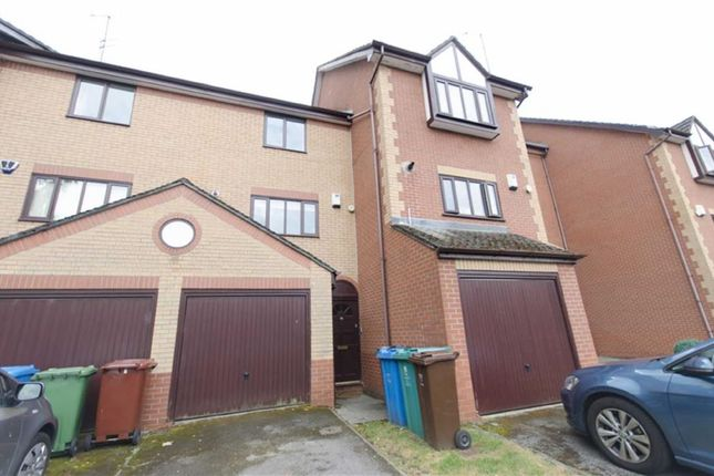Thumbnail Town house to rent in Raleigh Close, West Didsbury, Manchester, Greater Manchester