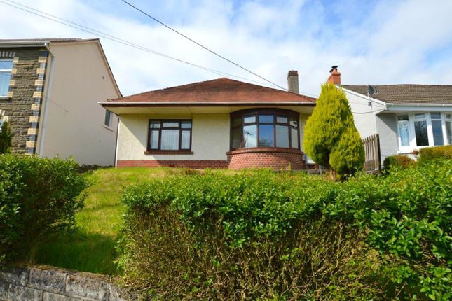 Detached bungalow for sale in Folland Road, Glanamman, Ammanford