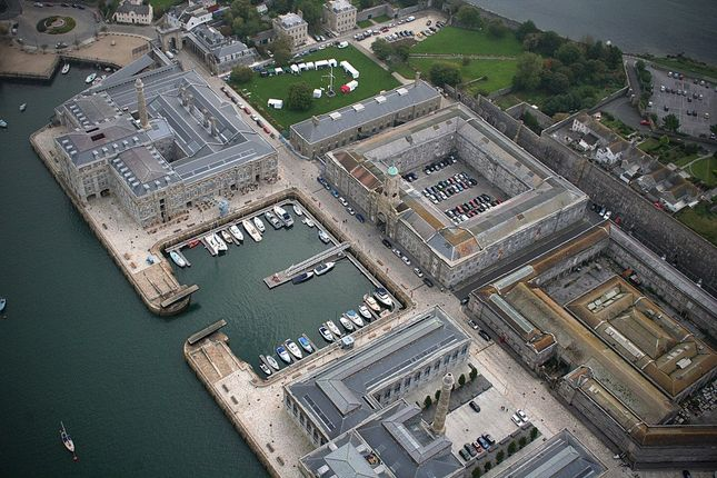 Thumbnail Flat for sale in Royal William Yard, Stonehouse, Plymouth