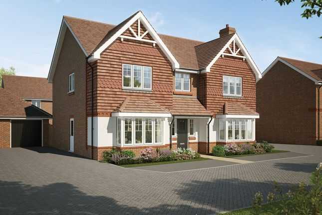 The Betony CGI of Alford Road, Cranleigh, Surrey GU6