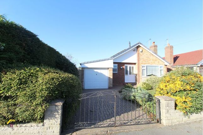 Thumbnail Detached bungalow to rent in Newlands Avenue, Skellow, Doncaster