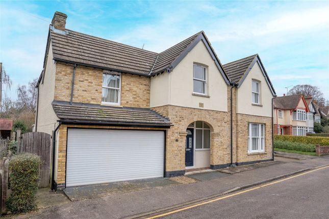 Thumbnail Detached house for sale in Grange Road, Bishop's Stortford, Hertfordshire