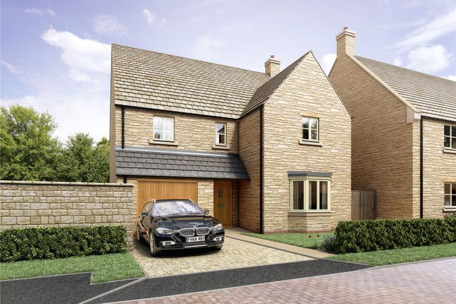 Thumbnail Detached house for sale in Jubilee Fields, Dyers Lane, Chipping Campden, Gloucestershire