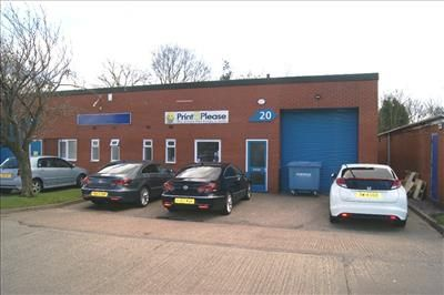 Thumbnail Light industrial to let in Central City Unit 20, Red Lane, Coventry, West Midlands