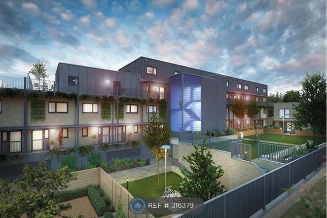 Thumbnail Maisonette to rent in Flamsteed Close, Cambridge