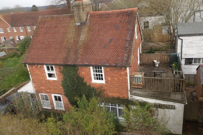 Thumbnail 2 bed semi-detached house for sale in Cranbrook Road, Hawkhurst