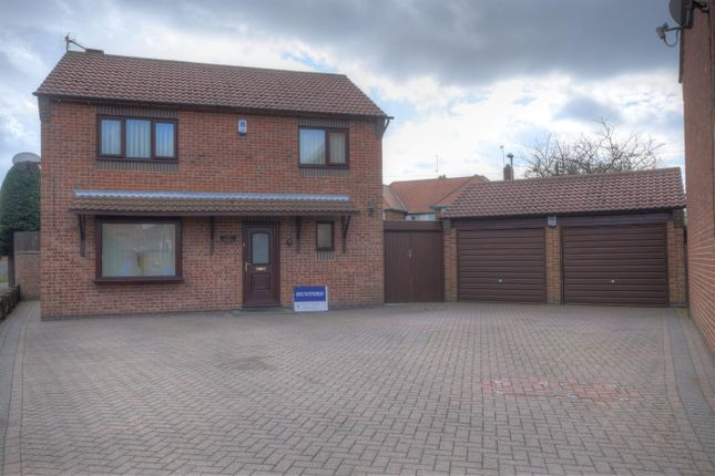 Thumbnail Detached house for sale in Elizabeth Close, Bridlington