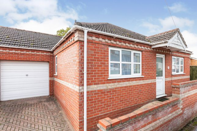 Thumbnail Bungalow for sale in Caxton Road, Beccles, Suffolk