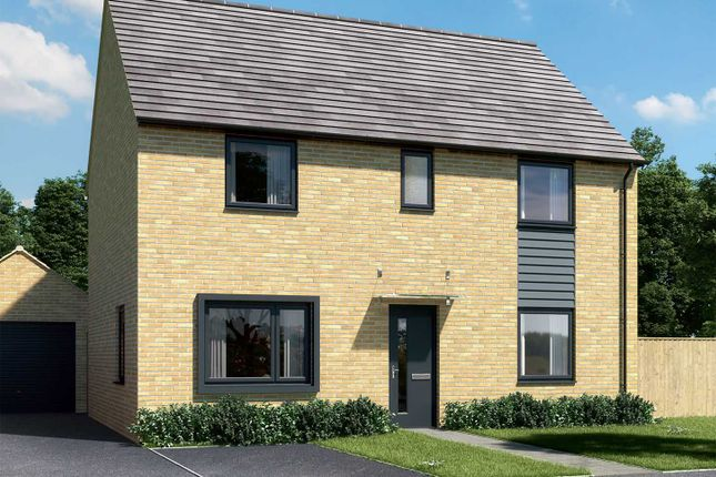 """Thumbnail Detached house for sale in """"The Leverton"""" at Thorn Road, Houghton Regis, Dunstable"""
