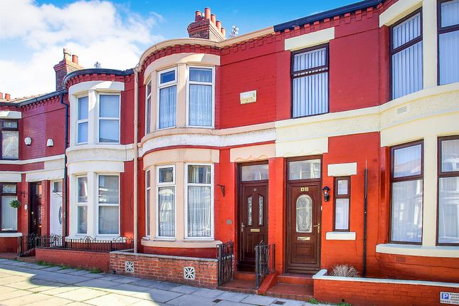 Thumbnail Terraced house for sale in Eastdale Road, Wavertree, Liverpool