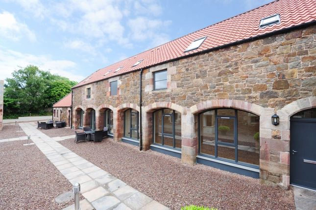 Thumbnail End terrace house for sale in 2 Camptoun Steadings, North Berwick