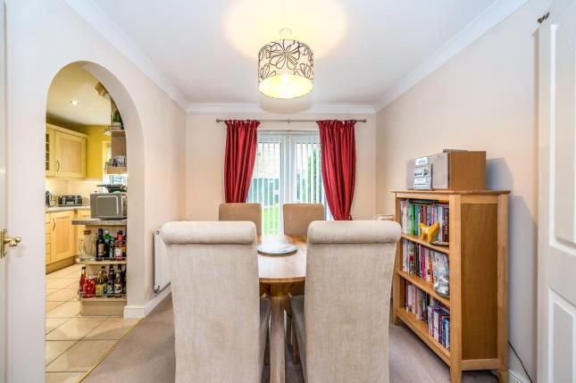 Dining Room of Birchtree Drive, Melling, Liverpool, Merseyside L31