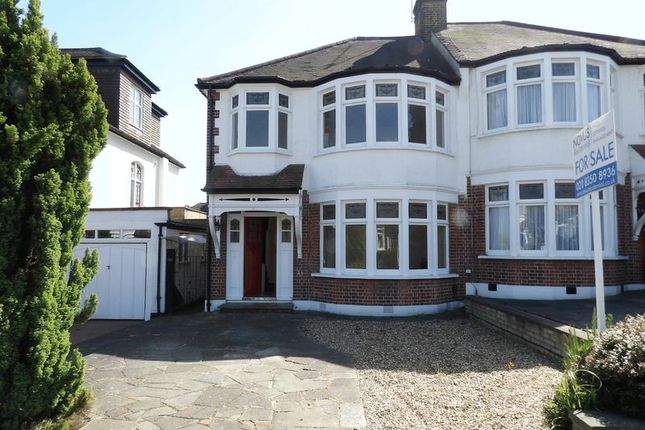 Thumbnail Semi-detached house for sale in Beechdale, London