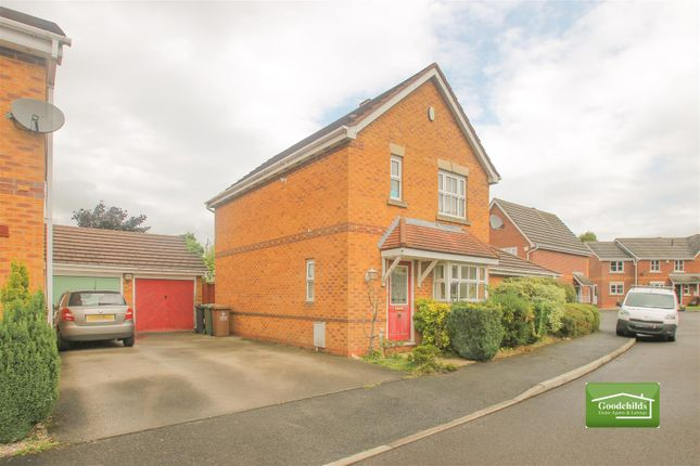 Thumbnail Detached house to rent in Barnetts Lane, Brownhills, Walsall