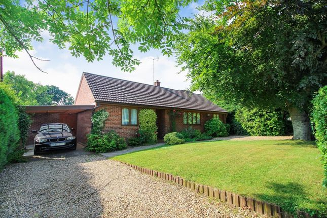 3 bed detached bungalow for sale in Low Road, Strumpshaw, Norwich (On The Brundall Border)
