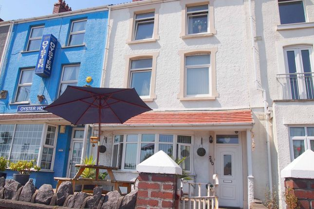 Thumbnail Town house for sale in Oystermouth Road, Swansea