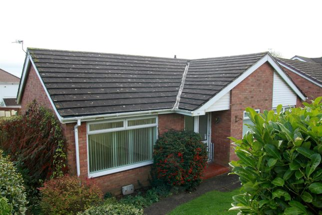 Thumbnail Detached bungalow for sale in Upper Bristol Road, Weston-Super-Mare
