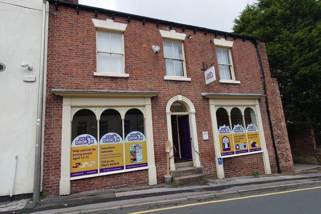 Thumbnail Office for sale in Duke Street, Macclesfield