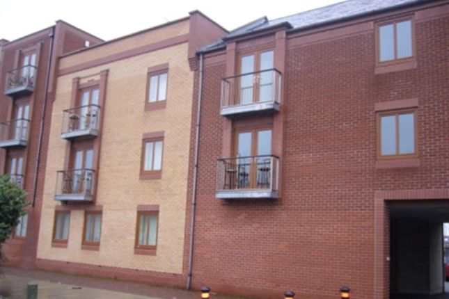 Thumbnail Flat to rent in Theatre Gardens, Sykes Street, Hull