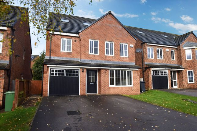 Thumbnail Detached house for sale in Waggon Road, Leeds, West Yorkshire