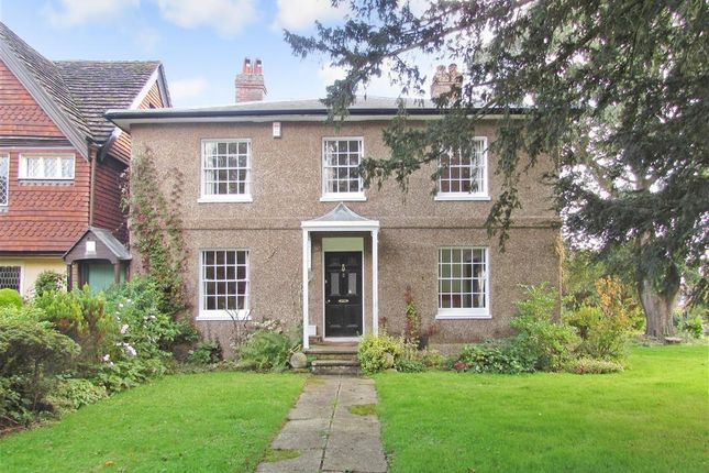 4 bed detached house for sale in School Hill, Warnham, Horsham, West Sussex