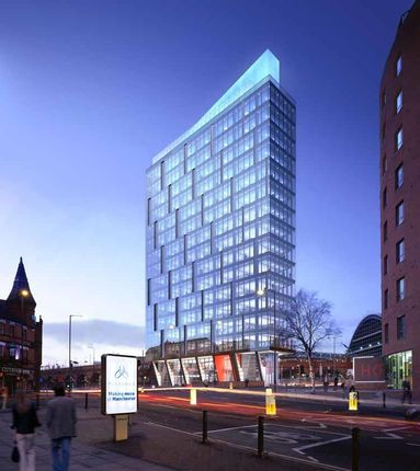 Thumbnail Flat for sale in (Apt 7.08) Axis Tower, Albion Street, Manchester