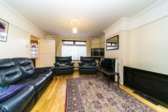 Reception Room of Broadcoombe, Selsdon, South Croydon CR2