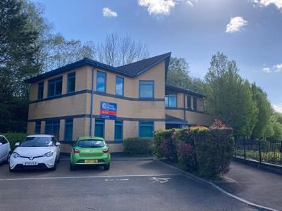 Thumbnail Office to let in Garth View, Hillside Park, Bedwas, Caerphilly