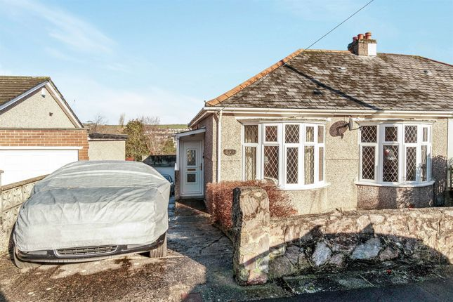 Thumbnail Semi-detached bungalow for sale in Underlane, Plympton, Plymouth